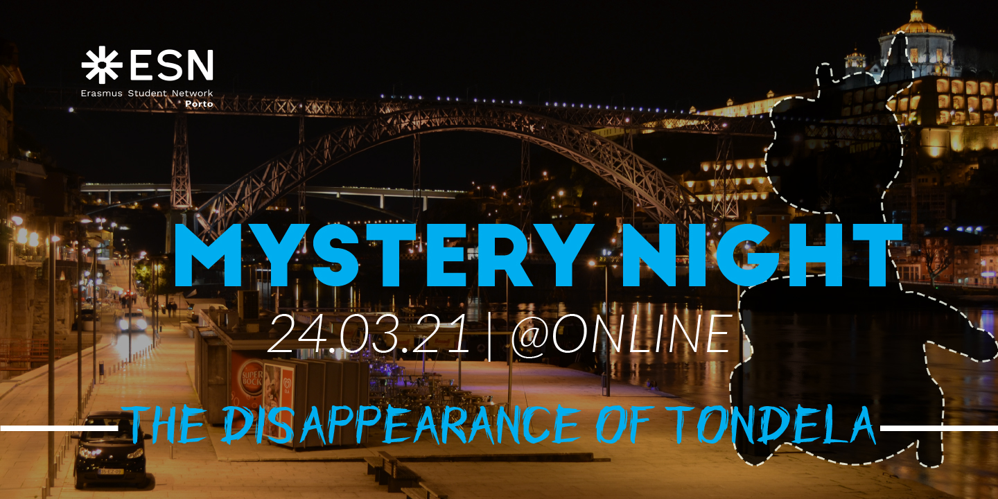 Mystery Night: The Disappearance of Tondela
